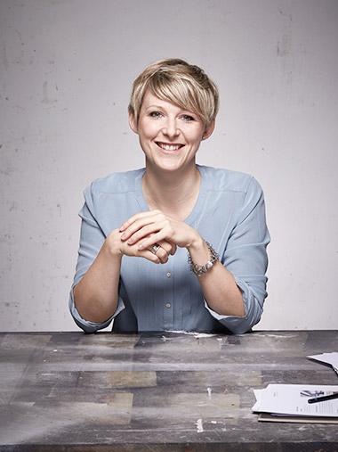 Claudia Haslinger von SFK Tischler GmbH