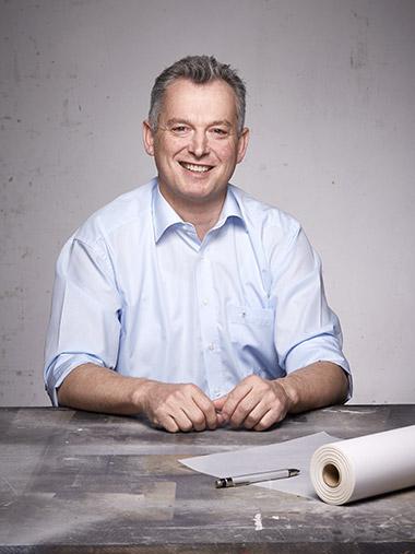 Gerhard Spitzbart, Geschäftsführer der SFK Technologie Manufaktur