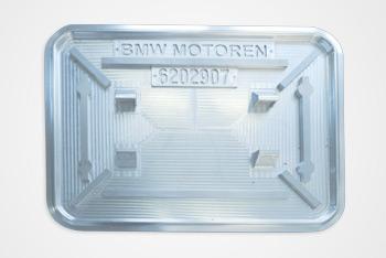 Werkzeugbau- Formenbau für BMW Motor