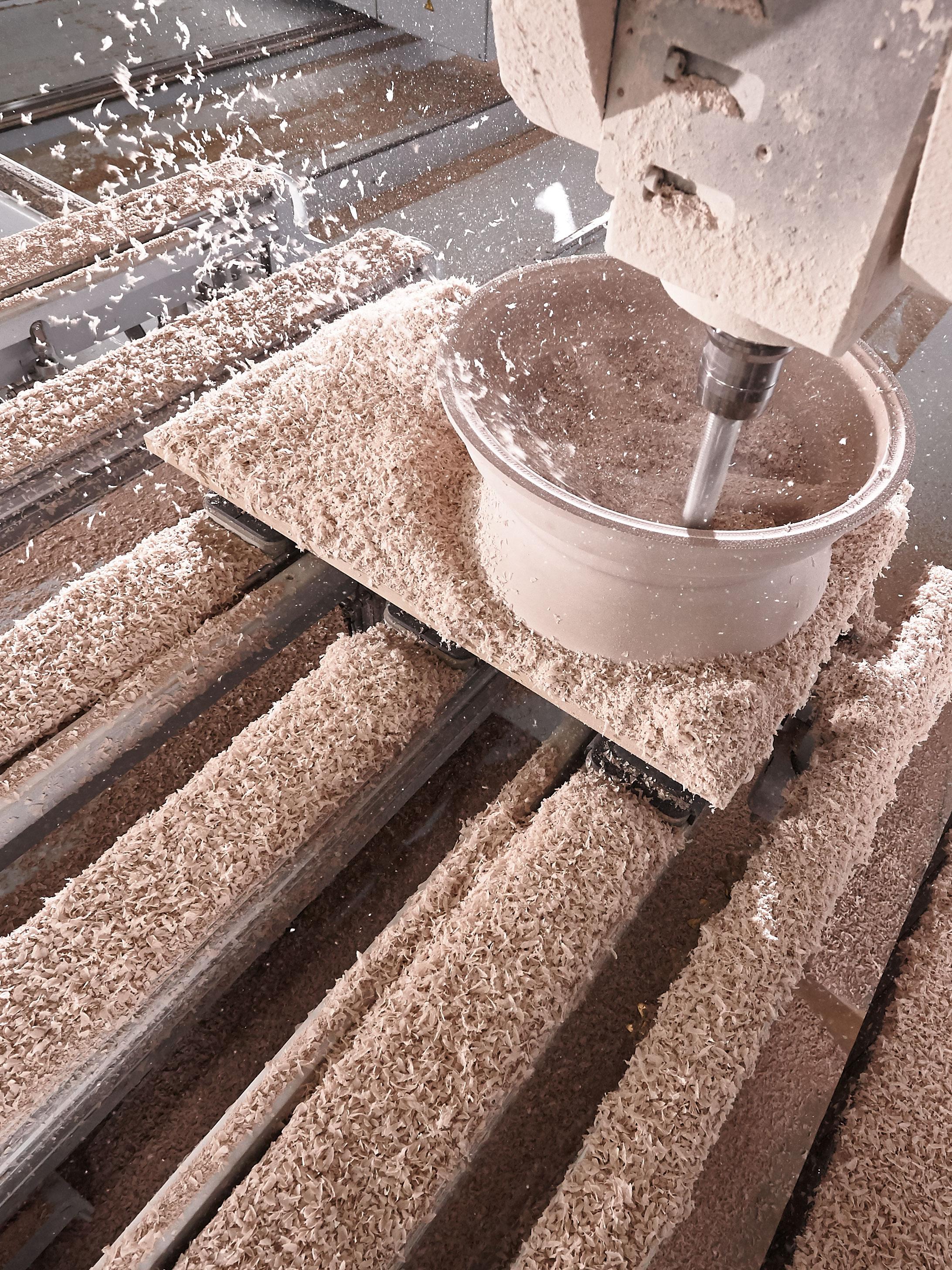 CNC Auftrags- und Lohnfertigung von SFK – Die Technologie Manufaktur