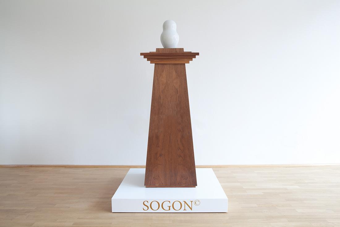 Die SOGON© Urnenstele vereint Emotionalität, Schönheit und Anspruch.