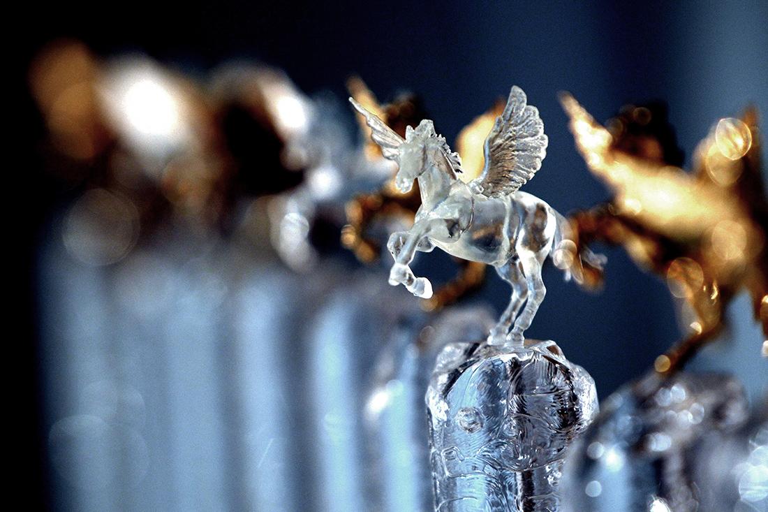SFK wurde der Pegasus in Bronze verliehen