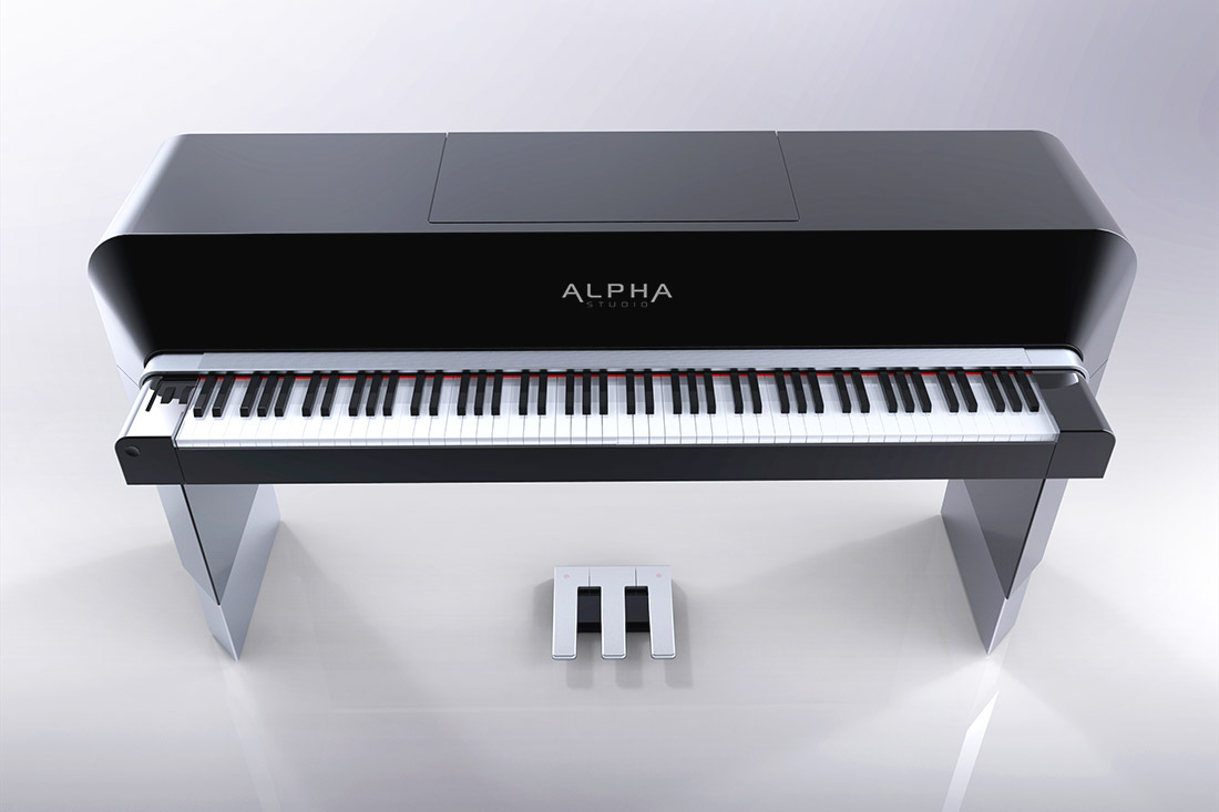 Alpha Piano Prototyp