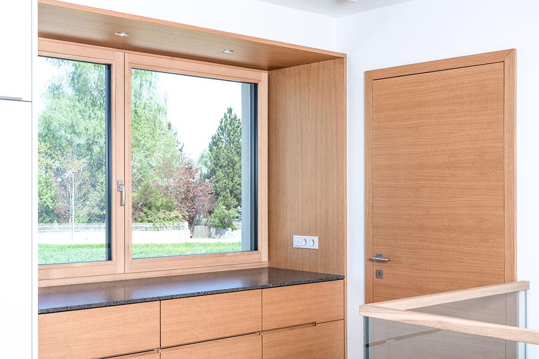 Küchenfenster inkl. Laibung